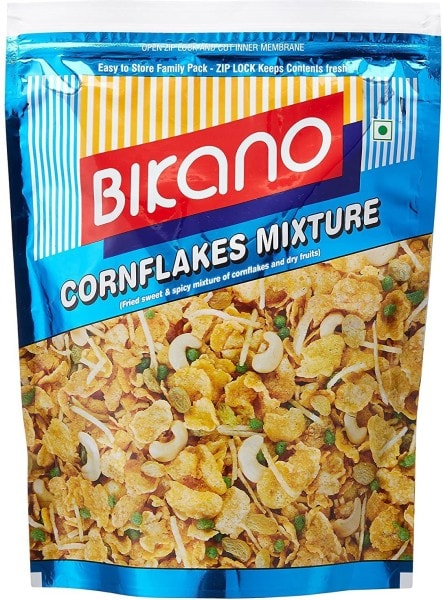 Bikano Cornflakes Mixture Namkeen (200GM)