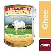 Patanjali Cow Ghee (750ML)