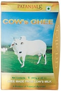Patanjali Cow Ghee (1LTR, Pack of 3)