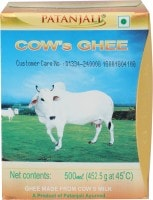 Patanjali Cow Ghee (500ML)