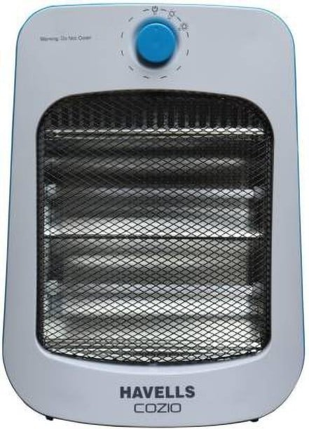 Havells Cozio Quartz Room Heater (White)