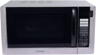 Croma CRAM0192 30 L Convection & Grill Microwave Oven (Black)