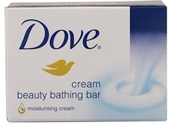 Dove Cream Beauty Bathing Bar (Pack of 3)