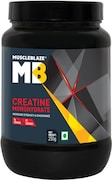 MuscleBlaze Creatine Monohydrate (Unflavoured, 250GM)
