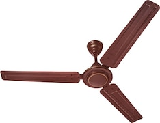 Bajaj Crest LX Ceiling Fan (Brown)