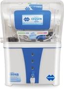 Blue Mount Crown Star BM55 12L RO+UF Water Purifier (Blue & White)