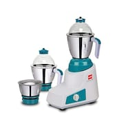 Cello Crysta 750W Mixer Grinder (Blue, 3 Jar)
