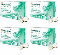 Himalaya Cucumber And Coconut Soap (125GM, Pack of 4)