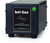 Bel-Line CVT 150VA Voltage Stabilizer (Black)
