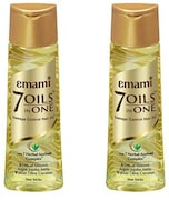 Emami Damage Control Hair Oil (200ML, Pack of 2)