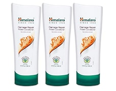 Himalaya Damage Repair Protein Conditioner (200ML, Pack of 3)