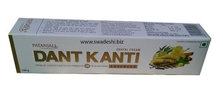 Patanjali Dant Kanti Advance Dental Cream (100GM)
