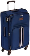 Tommy Hilfiger Dayton TH-DAY08065 Soft Sided Suitcase (Navy, Medium)