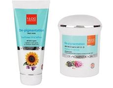 VLCC De-Pigmentation Mask 80Gm With De-Pigmentation Day Cream (450ML)