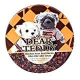 Dear Teddy Sweat Heart Fruit Biscuits (Chocolate, 150GM)