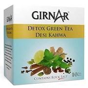 Girnar Desi Kahwa Detox Green Tea (27GM, 10 Pieces)