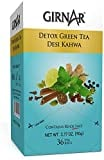 Girnar Detox Desi Kahwa Green Tea (36 Pieces)