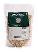 B&B Organics Dhuli Urad Dal (White, 1KG)