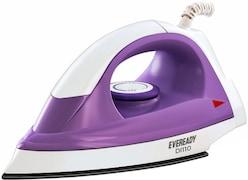 Eveready DI110 Dry Iron (White)