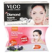VLCC Diamond Facial Kit (240GM, Pack of 4)