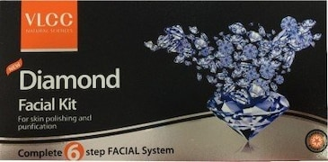 VLCC Diamond Facial Kit (80GM, Pack of 2)