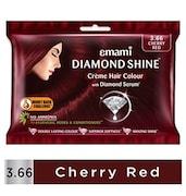 Emami Diamond Shine Creme Hair Color (Red, 40GM)