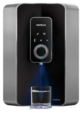 Havells Digiplus 7L RO+UV Water Purifier (Black)