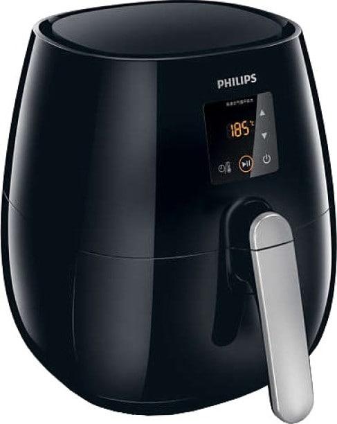 Philips Digital HD9238/21 2.2 L Air Fryer (Black)