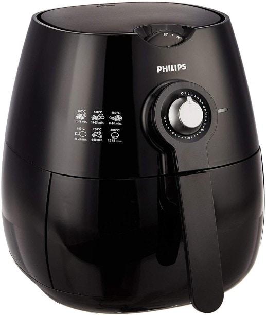 Philips HD9220/20 2.2 L Air Fryer (Black)
