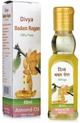 Patanjali Divya Badam Rogan Hair Oil (60ML)