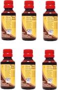 Patanjali Divya Kesh Hair Oil (100ML, Pack of 6)