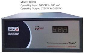 Whirlpool DMN-VX1005-D2 Voltage Stabilizer (Black)