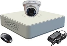 Hikvision Dome HDTVI CCTV Security Camera (4 Channel)