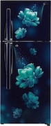 LG 260 L Frost Free Double Door 2 Star Refrigerator (GL T292RBCY, Blue Charm)