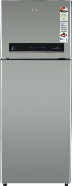 Whirlpool 340 L Frost Free Double Door 3 Star Refrigerator (IF355 ELT, Arctic Steel)