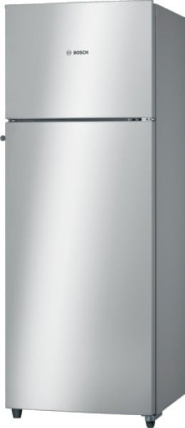 Bosch 350 L Frost Free Double Door 2 Star Refrigerator (KDN43VS20I, Silver)