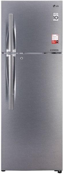 LG 360 L Frost Free Double Door 3 Star Refrigerator (GL T402JDS3)