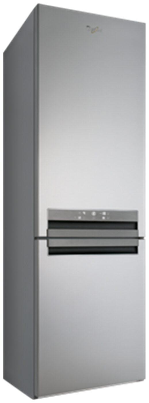 Whirlpool 395 L Frost Free Double Door 2 Star Refrigerator (BM 425 OPTIC, Optic Inox)