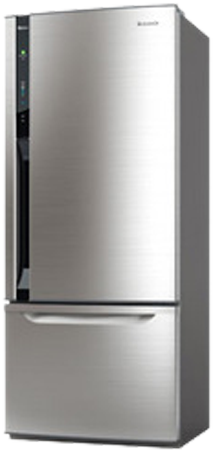 Panasonic 602 L Frost Free Double Door 5 Star Refrigerator (NRBY602XS, Silver)