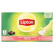 Lipton Dragon Fruit Melon Green Tea (226GM)