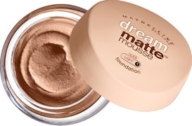 Maybelline Dream Liquid Mousse Airbrush Foundation (Nude)