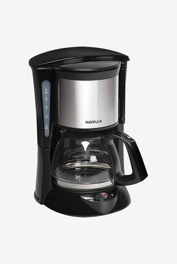 Havells Drip Cafe 12 Coffee Maker (Black)