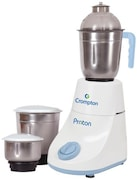 Crompton DS53 500W Mixer Grinder (White, 3 Jar)