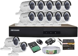 Hikvision DS7216SHDS2 CCTV Security Camera (16 Channel)