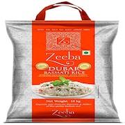 Zeeba Dubar Basmati Rice (10KG)
