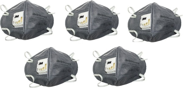 3M Dust Protection Anti Pollution Mask