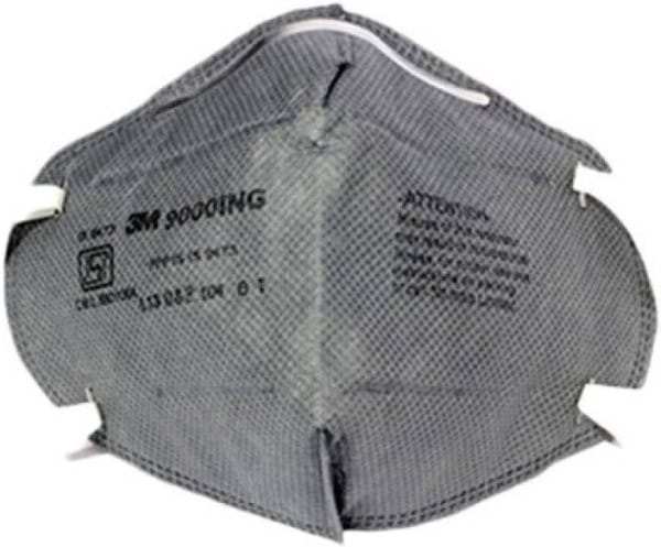 3M Dust Protection Anti Pollution Mask (Pack of 1)