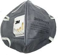 Arex Dust Protection Anti Pollution Mask (Pack of 10)