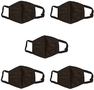 Blinkin Dust Protection Anti Pollution Mask (Pack of 5)