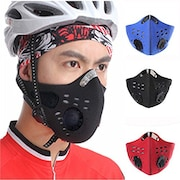 Bighub Dust Protection Anti Pollution Mask (Red)